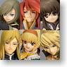 One Coin Grande Figure Collection Tales of The Abyss (Renewal Package Ver.) 12 pieces (PVC Figure)