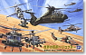 World Military Helicopters Vol.1 (Plastic model)