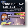 Fender Guitar Collection 2 The Spirit of Rock-n-Roll 10 pieces (Shokugan)