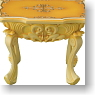 Petit Luxury Side Table/Fromage (Fashion Doll)