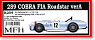 289 Cobra `64 Sebring, Nurbrugring (Metal/Resin kit)