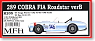 289 Cobra `64 Targa Florio, Spa (Metal/Resin kit)