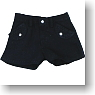 Short Pants (Black) (Fashion Doll)
