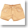 Short Pants (Beige) (Fashion Doll)