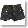 Short Pants (Camouflage) (Fashion Doll)