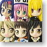 Petit Chara Land To Love-Ru Falling Girl`s!? 12 pieces (PVC Figure)