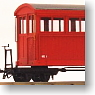 [Limited Edition] Kiso Forest railway Passenger Car Type B Large Size (Completed) (Model Train)