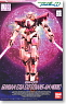 GN-001 Gundam Exia EXF (Trans-AM Mode) (1/100) (Gundam Model Kits)