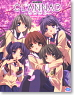 TV Animation Clannad Visual Fan Book (Art Book)