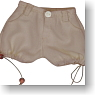 Bohemian Short Pants (Beige) (Fashion Doll)