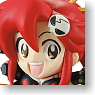 Gurren-lagann We`re Mini Gurren Team Figure Strap Yoko (Anime Toy)
