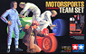 Motor Sports Team Set (Model Car)