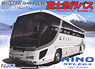 Hino Selega SHD Fuji Kyuko Bus (Model Car)
