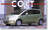 Mitsubishi Colt Elegance Version (Model Car)