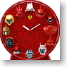 Zeon Clock (Anime Toy)