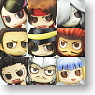 One Coin Grande Figure Collection Sengoku Basara -First- 10 pieces (PVC Figure)