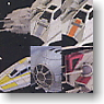 Star Wars Vehicle Collection2 8 pieces (Shokugan)