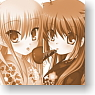 Little Busters! Ecstasy Saya & Kanata Cup (Anime Toy)