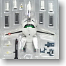 1/60 Perfect Trans VF-1A Kakizaki Type (Completed)