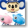 Freedom Star Mini Doara Collection 8pieces (PVC Figure)