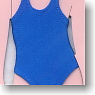 One-Piece Swimsuit (Marine Blue)  (Fashion Doll)