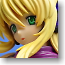 Comic Aun [Lala Poplip Pipiruno Pipiru Paparemmo] -Dark Grape- `Shinpo Limited ` (PVC Figure)