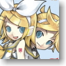 GSR Character Customize Series: Kagamine Rin/Len Big Sticker Set 03 (Anime Toy)