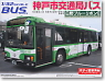 Kobe Transportation Authority (Hino Blue Ribbon II) (Model Car)