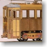 (HOe) Hanamaki Electric Railway Deha5 II Specified Timber Structure (Unassembled Kit) (Model Train)