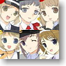 Tetsudou-Musume -Railway Uniform Collection- Vol.8 8 pieces (PVC Figure) (Model Train)