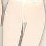 Net Stocking (White) (Fashion Doll)