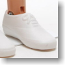 Deck Shoes L (White) (Fashion Doll)