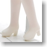 Long Boots Small (White) (Fashion Doll)