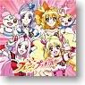 Fresh Pretty Cure! OP & ED Theme [Let`s ! Fresh Pretty Cure ! (New Ver.)] Mizuki Moie / [Happy Together] Momoko Hayashi (CD)