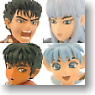Berserk Figure Collection (15 pieces) (PVC Figure)
