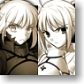 Fate/unlimited codes Saber Lilly & Saber Alter Mug Cup (Anime Toy)