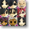 Color Collection `Black Butler` 10 pieces w/Bonus Item (PVC Figure)