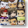 One Coin Grande Figure Collection Sengoku Basara -Third- 10 pieces (PVC Figure)