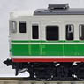 J.R. Suburban Train Series 115-1000 (Shinshu Area Color) (3-Car Set) (Model Train)