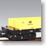 G Gauge Open Wagon (Yellow, 2-Car Set) (for Big Scale RC) (Model Train)