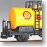 G Gauge Tanker (Yellow) (for Big Scale RC) (Model Train)