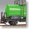 G Gauge Tanker (Green) (for Big Scale RC) (Model Train)