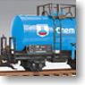 G Gauge Tanker (Blue) (for Big Scale RC) (Model Train)