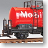 G Gauge Tanker (Red) (for Big Scale RC) (Model Train)