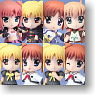 Toys Works Collection 2.5 Magical Girl Lyrical Nanoha The MOVIE 1st 12 pieces (PVC Figure)