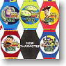 Toy Story 3 Digital Watch 6 pieces (Anime Toy)