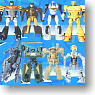 Transformers Movie EZ Collection Vol.4 (12 pieces) (Completed)