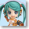 GSR Character Customize Series Giant Sticket Set 04: Racing Miku (Anime Toy)
