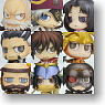 One Coin Grande Figure Collection Sengoku Basara -Fourth- 10 pieces (PVC Figure)