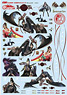 GSR Character Customize Series Decal Set 014:Bayonetta - 1/24th scale (Anime Toy)